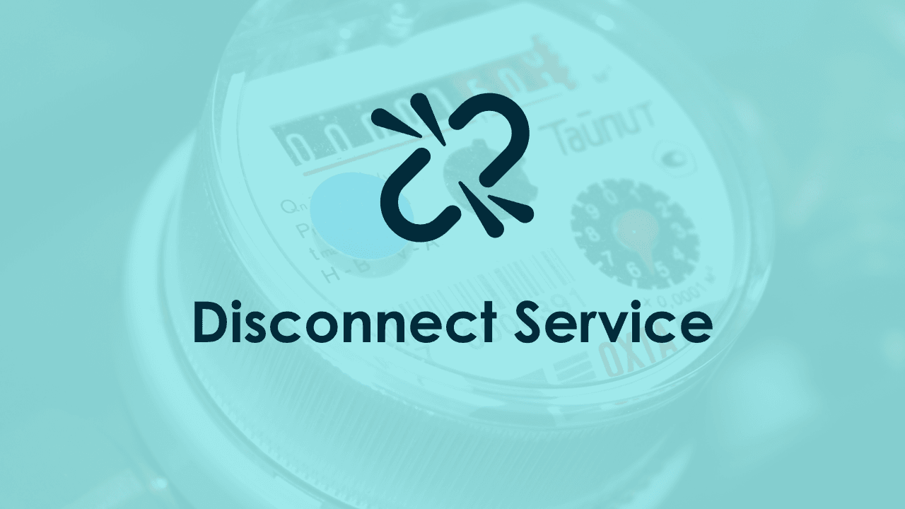Disconnect Service